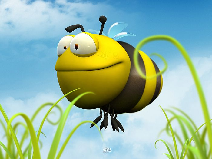 2012 [wallcoo.com]_funny_3d_animal_wallpaper_00Bee_by_nicobou.jpg